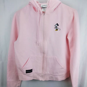 Disney World Minnie Mouse Full Zip Hoodie